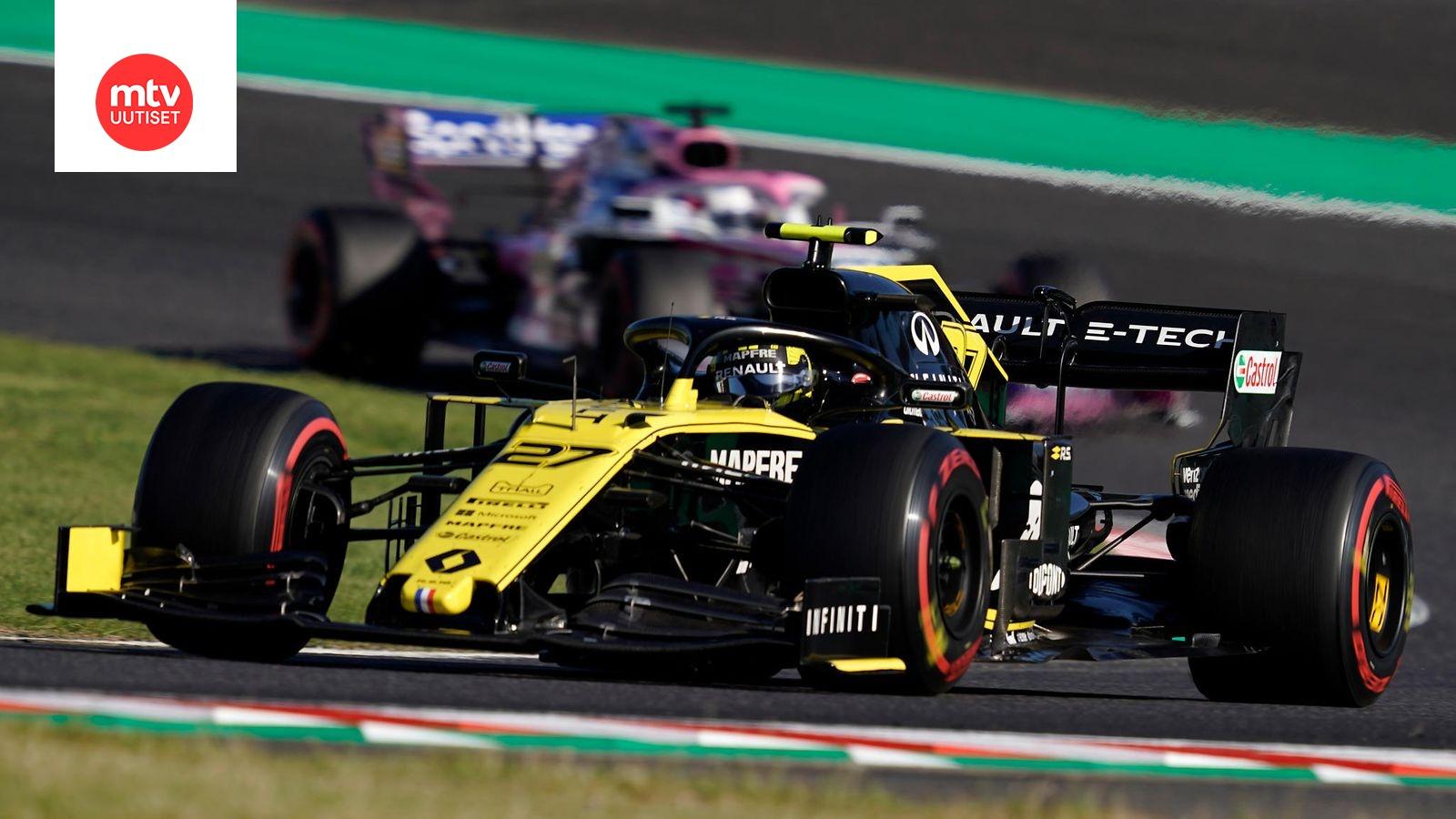 F1 Tulokset