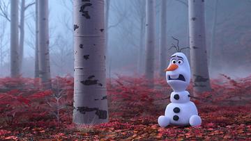 Frozen 2 kuvakaappaus