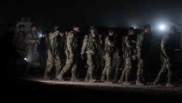 Turkin joukkoja AOP