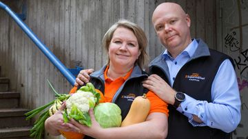 Tripla K-Supermarket kauppias Petri Miettinen