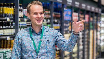 Kimmo Kosonen, Prisma Triplan johtaja 2019-10 Prisma Tripla pressitilaisuus - kuvaaja Lari Lappalainen-101