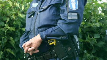 AOP Poliisi etälamautin Suomi taser