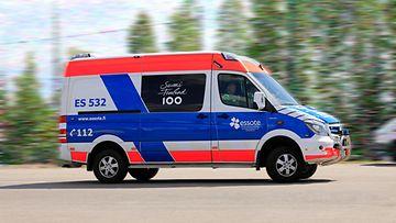 AOP ambulanssi Etelä-savo essote