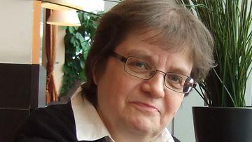 Poliisi Lena Lindgren kadonnut