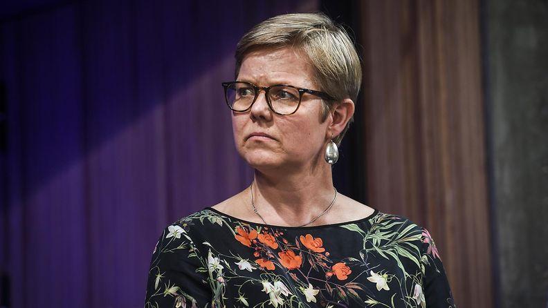 LK Krista Mikkonen 10/2019