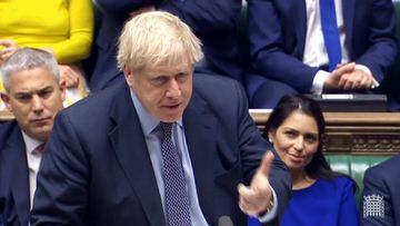 boris johnson 19.10.19 epa