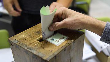 sveitsi vaalit ääni