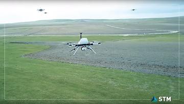 Turkki Kargu Drooni Drone sota