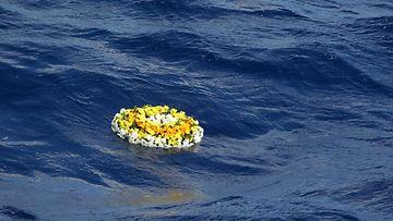 EPA Välimeri siirtolaiset kuvituskuvaa