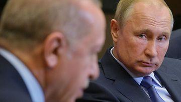 AOP Erdogan, Putin