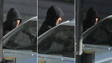 Ruotsin poliisi julkaisi kuvia Karolin Hakimin epäillystä murhaajasta.