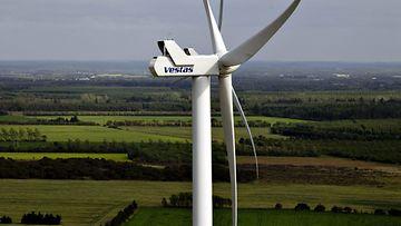 Lk tuulivoimala, Tanska