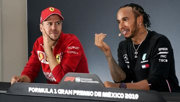 Vettel & Hamilton