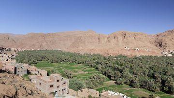 Marokkolaiset vuoret AOP