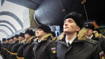 venäjä Project 955A