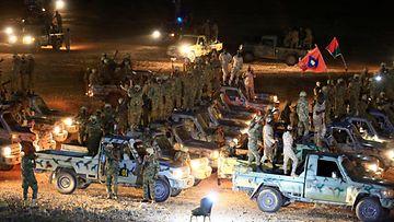 sudanin_armeijan_joukkoja