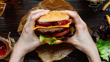 hampurilainen burgeri