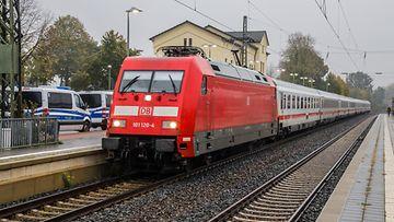 Juna Saksassa AOP