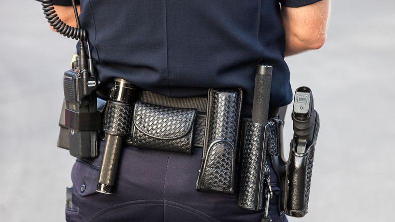 poliisi yhdysvallat aop