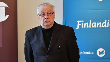 Seppo Aalto tietokirjallisuuden Finlandia voittaja syksy 2018