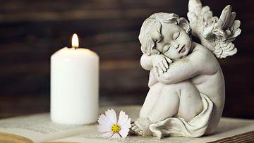 enkeli, kynttilä