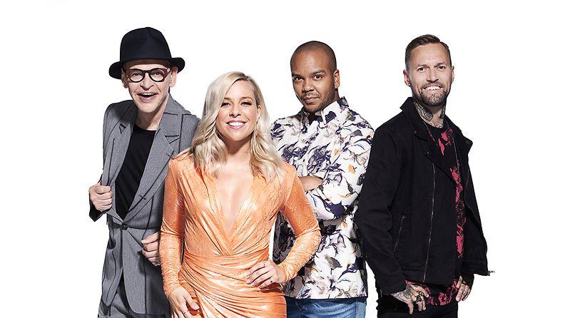 Talent Suomi MTV:n keväässä 2020