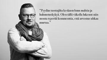 Jani Kinnunen Sivumaku tuottajat