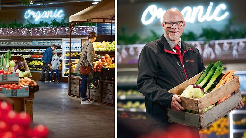 K-Citymarket Järvenpää Markku Hautala