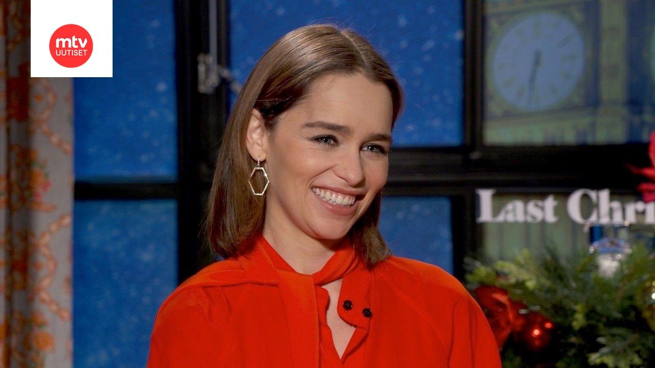 Emilia Clarke Elokuvat Ja Tv-Ohjelmat