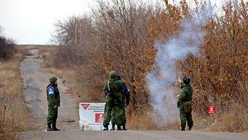 aop Itä-Ukraina, konflikti 2019