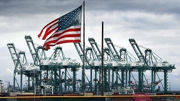 LK USA Kiina kauppasota