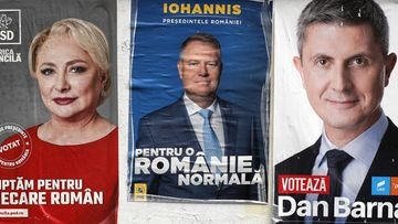 Romania presidentinvaalit, Klaus Iohannis