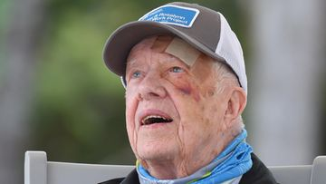 Jimmy Carter kaatuilu AOP