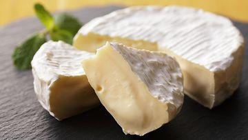 camembert, pehmeä juusto