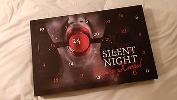 silent night joulukalenteri (1)