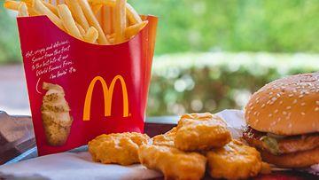 nugetit nugetti mcdonald's hampurilainen ranskalaiset