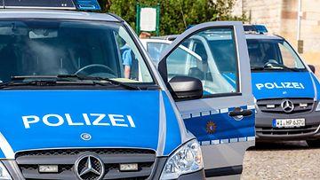 aop Saksa poliisi, polizei