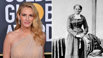 Julia Roberts Harriet Tubman