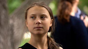 aop Greta Thunberg