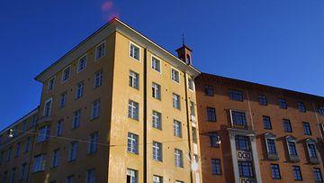 Helsinki Töölö asunnot AOP