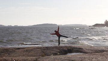 Jaana Hautala meren iloa