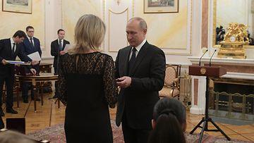 Putin Arkangelin räjähdys 1