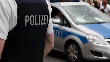 AOP poliisi saksa