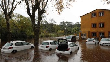 ranska tulvat