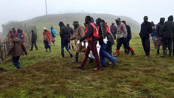 LK: tulvat ja mutavyöryt ajavat ihmisiä kodeistaan afrikassa