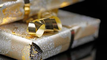 AOP, joululahja, joulu, paketti, lahjapaketti