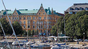 kuvituskuva Helsinki Ullanlinna 2018