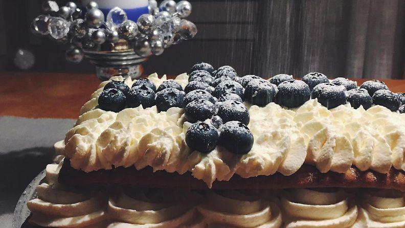 ullan itsenäisyyspäivä kakku