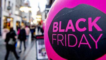 aop black friday, alennukset, shoppailu