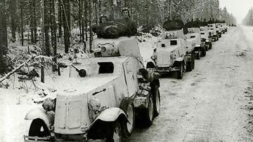 talvisota kuvituskuva neuvostojoukot 1939